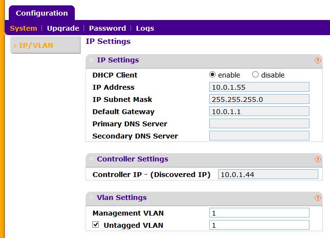 NETGEAR WN370 ProSAFE Business-Class Wireless Access Point