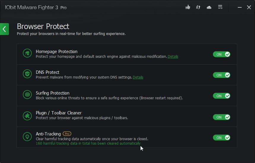 iobit malware fighter update