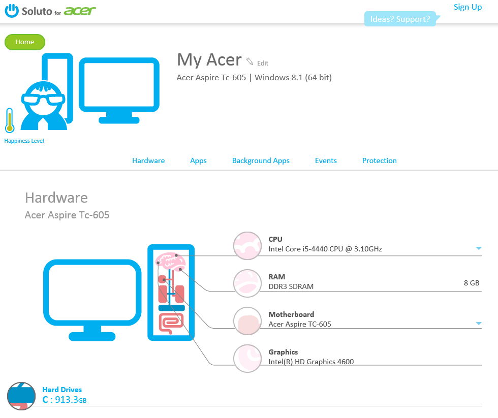 Acer Aspire T Desktop Review - Configurable Mid-Size Towers