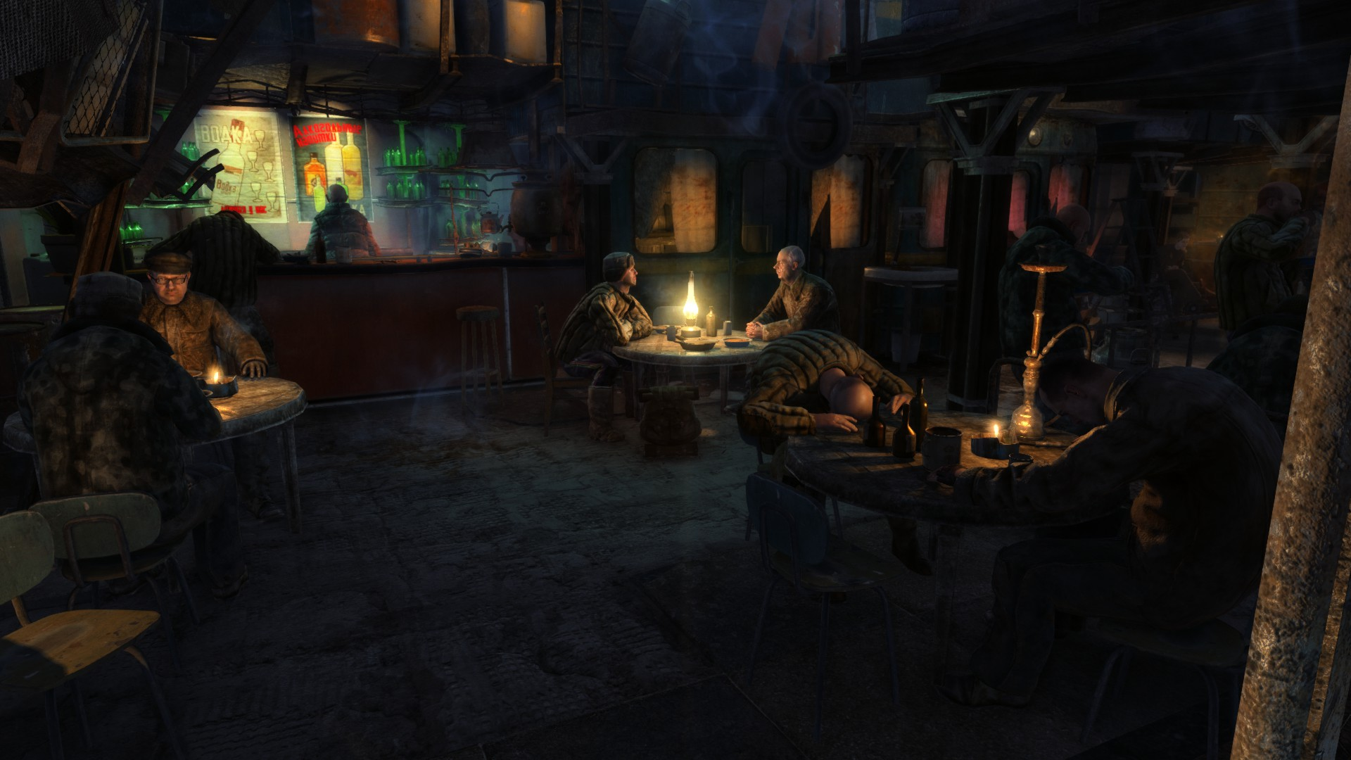 The World Of Metro Last Light Has Shifted Its Focus From Taking On Mutated Creatures To Tackling Deep Political Differences And Rivalries That Could Alter