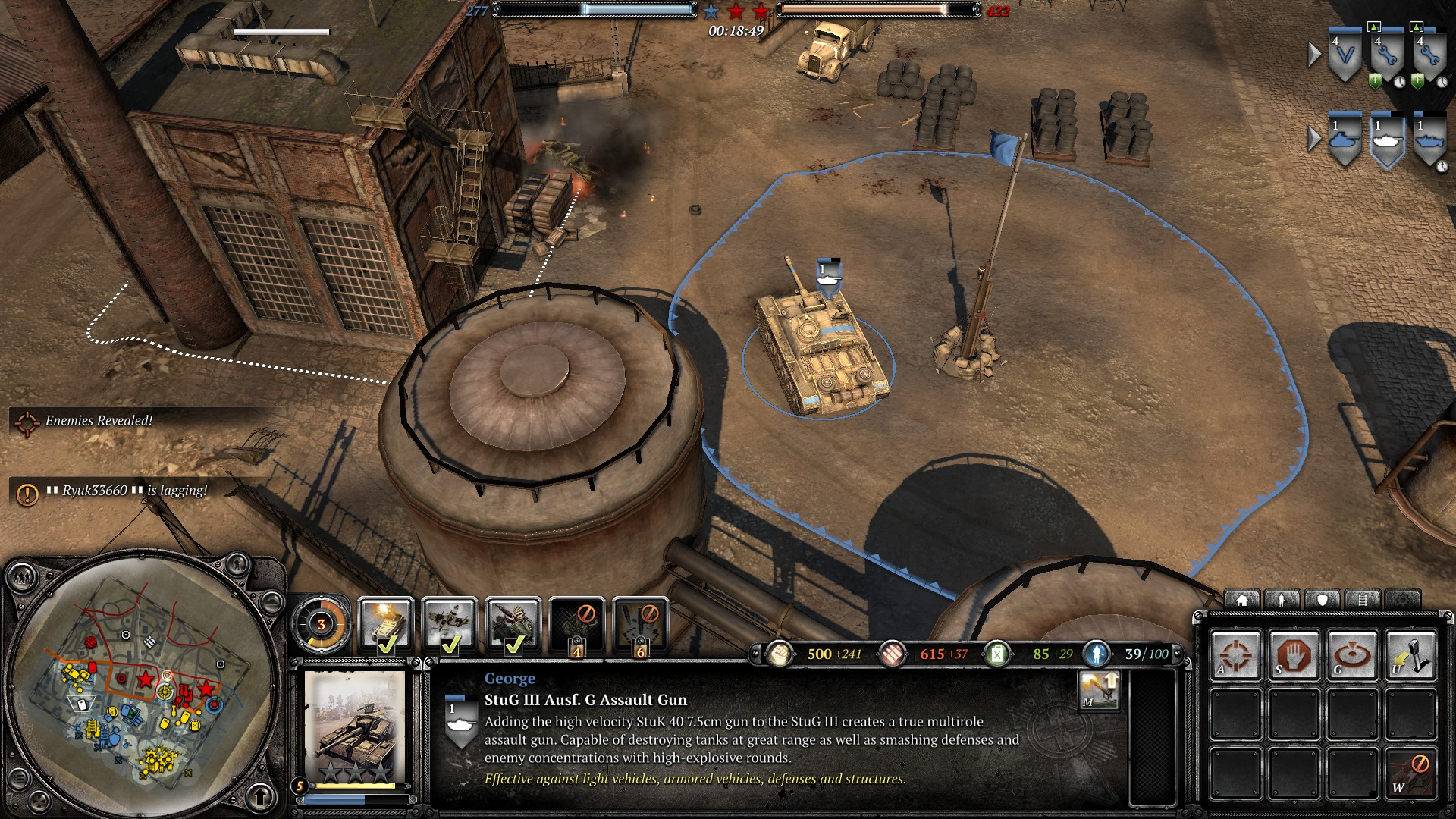 Company Of Heroes 2 Review A Shift To The Cold Eastern Front