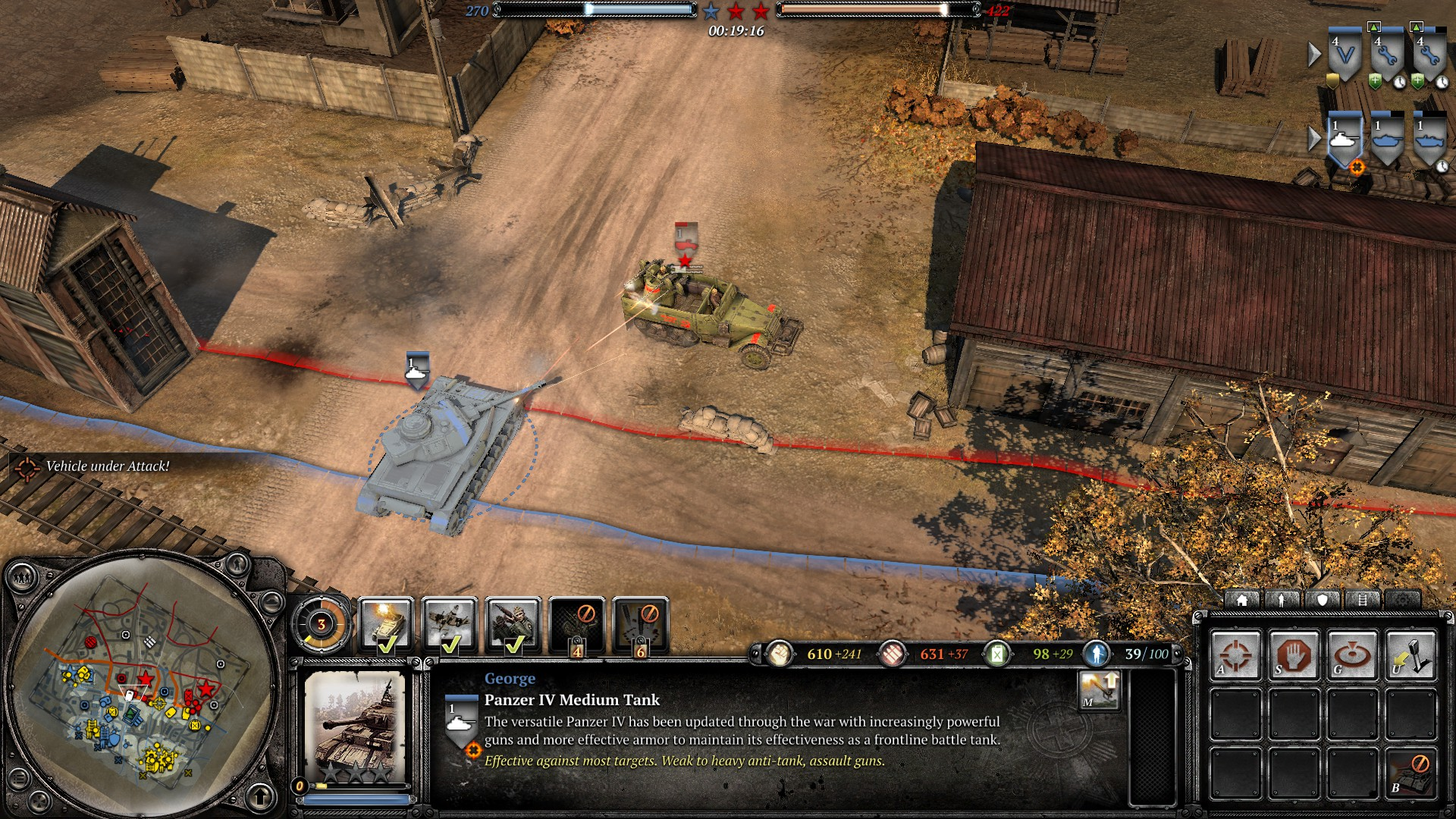 Company Of Heroes 2 Review A Shift To The Cold Eastern Front The Channelpro Network