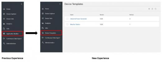 Azure IoT Central Device Templates