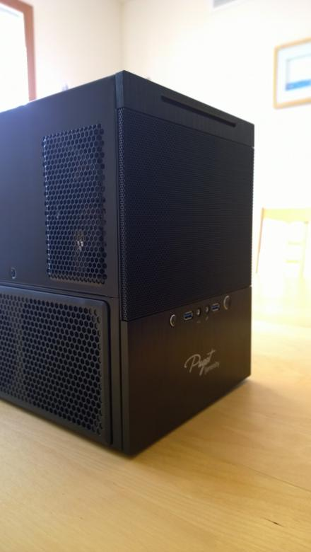 Serenity By Puget Systems Review Skylake Gets The Silent