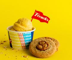 We All Scream for (Mustard) Ice Cream