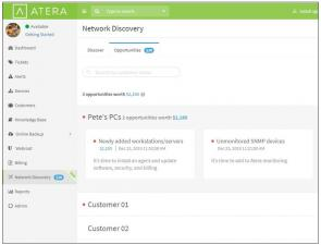 Atera Network Discovery