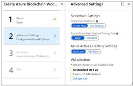 Azure Blockchain Workbench