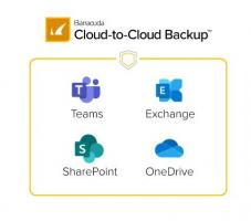Barracuda Cloud-to-Cloud Backup