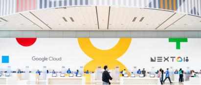 Google Cloud Next 2018