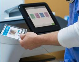 HP printer for healthcare
