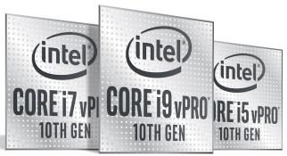 Intel vPro 10th Gen