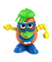 Mr. Potato Head Strikes
