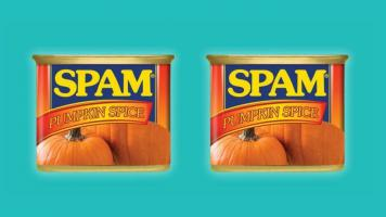 Pumpkin Spice SPAM