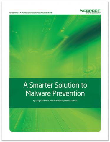 White Paper] A Smarter Solution to Malware Prevention | The