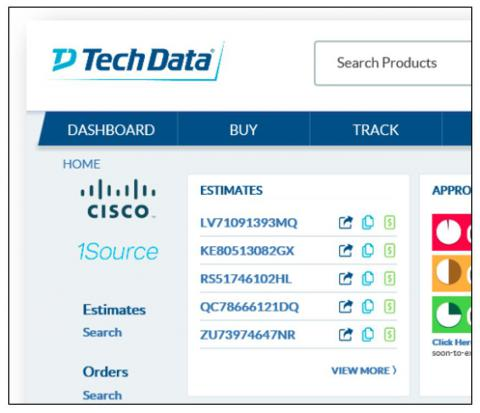 Tech Data Rolls Out End-to-End Cisco Ordering Tool | The