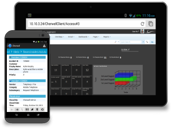 Cherwell Software Debuts New Android App with Built-in