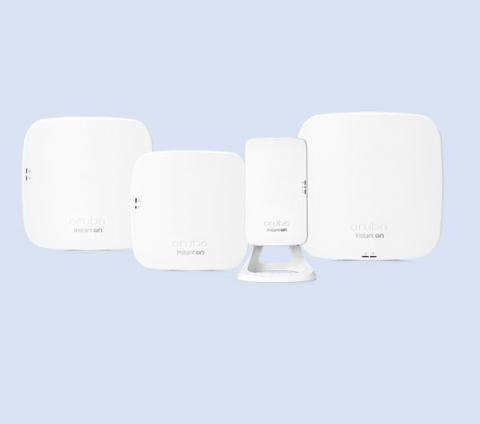 Aruba Unveils First-Ever Small Business Access Points | The