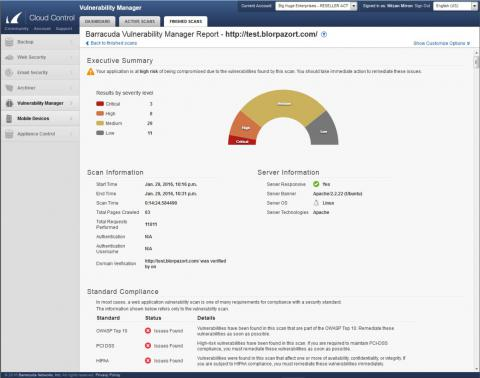 Barracuda Releases New Vulnerability Assessment Tool | The