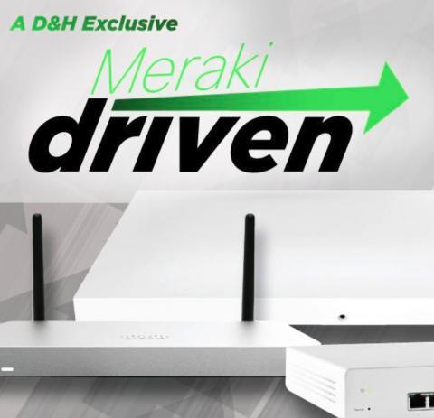 D&H Introduces Cisco Meraki Enablement Program | The