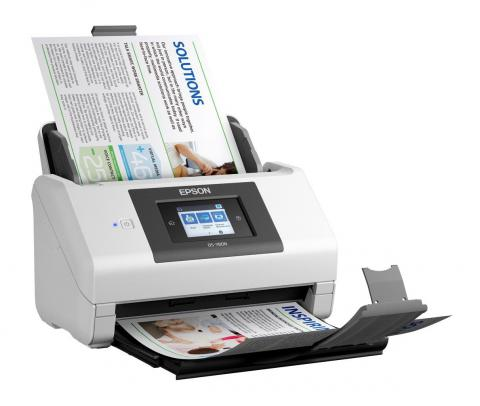 Epson Announces 3 New Workgroup Document Scanners   The