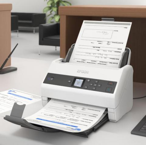 Epson Introduces Two Color Workgroup Scanners | The ChannelPro Network