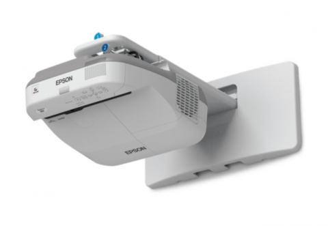 Epson Debuts Projectors Certified for Use with SMART Boards