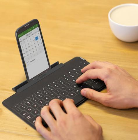 Logitech Brings Keys-To-Go Ultra-Portable Keyboard to
