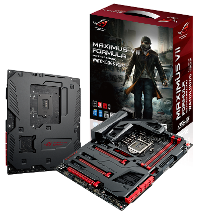 ASUS Republic of Gamers Releases Maximus VII Formula Z97 Motherboard