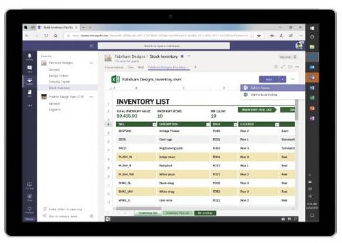 microsoft introduces free version of teams enhancements to