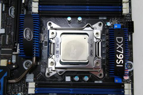 Intel X79 DX79SI Motherboard Review | The ChannelPro Network