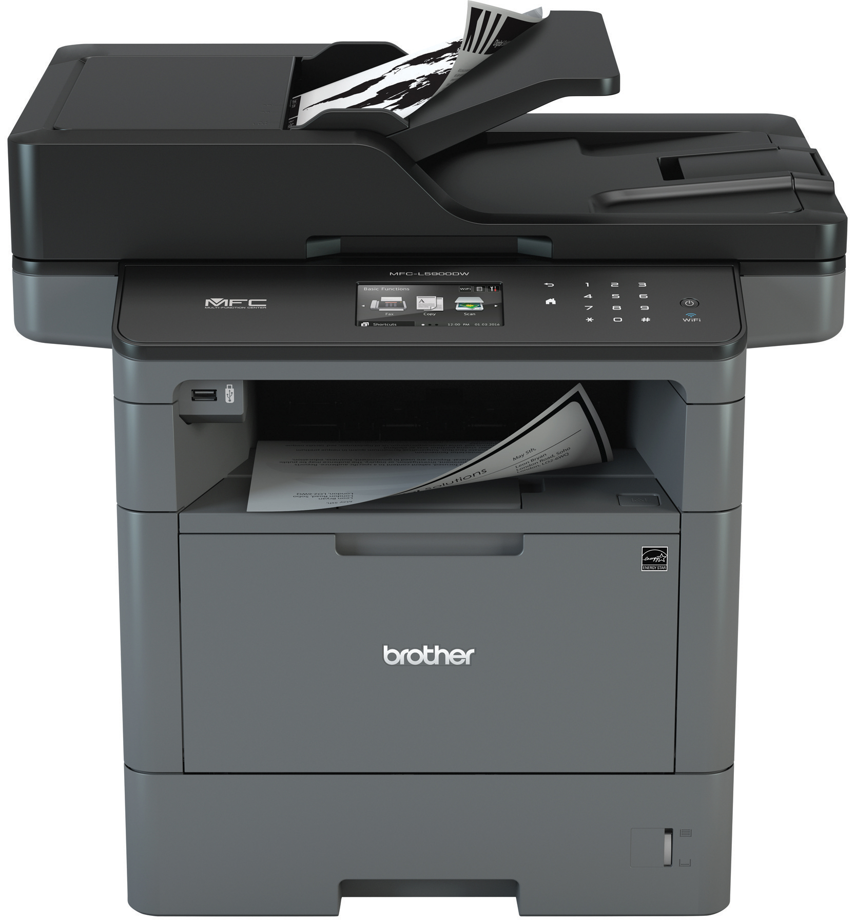 Brother MFC L5900DW Review: High-Quality Print, Copy, Scan