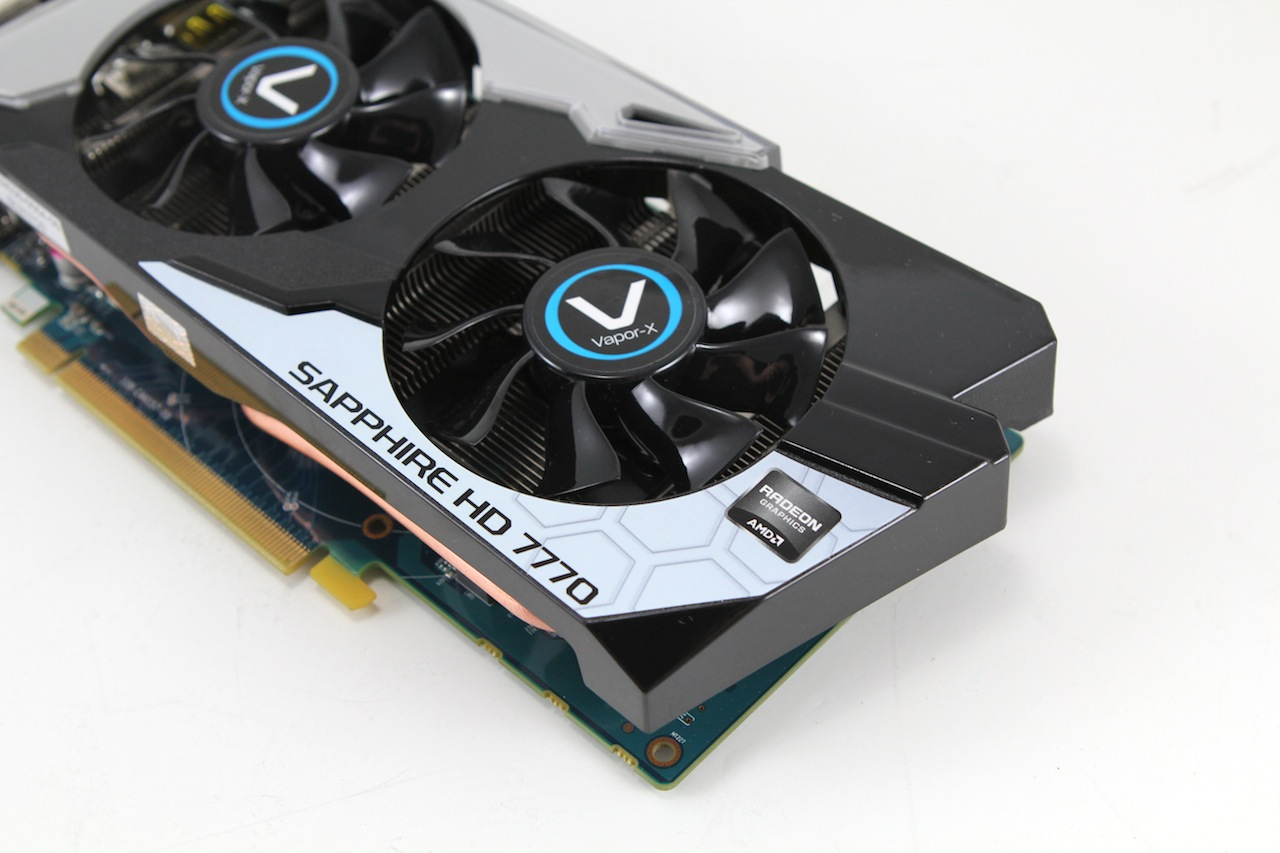 Sapphire HD 7770 Vapor-X GHZ Edition Review And Benchmarks