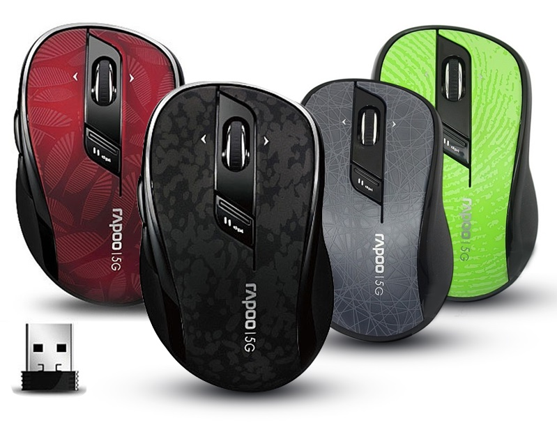 Rapoo 7100P Mouse Drivers for Windows 10